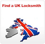 Find a UK Locksmith Banner