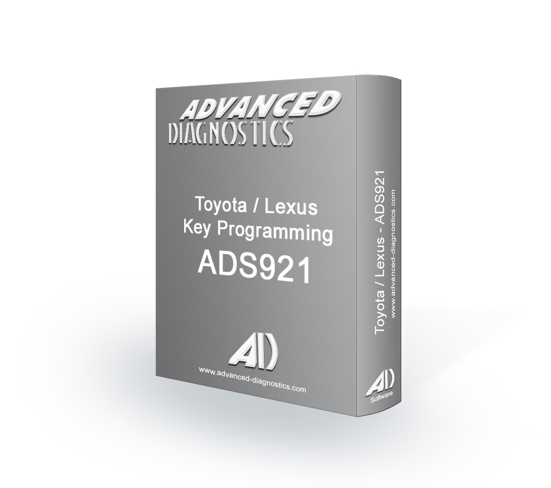 ADS921 - Toyota / Lexus EEPROM Read